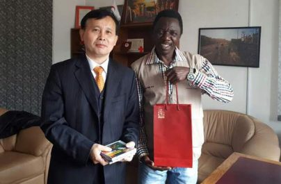 A diplomat's love for Macheso, Warriors . . . South Korean ambassador shares lighter side of life in Zim